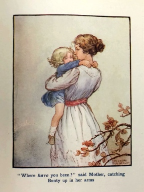 """""""The Losing of Baby-Brother"""". © The British Library Board."""