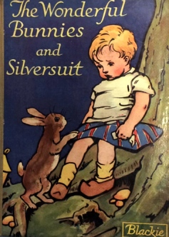 The Wonderful Bunnies and Silversuit. © The British Library Board.