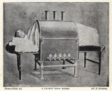 baking cure